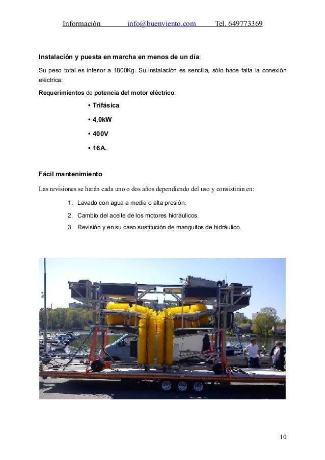 Dossier boatwasher 3008