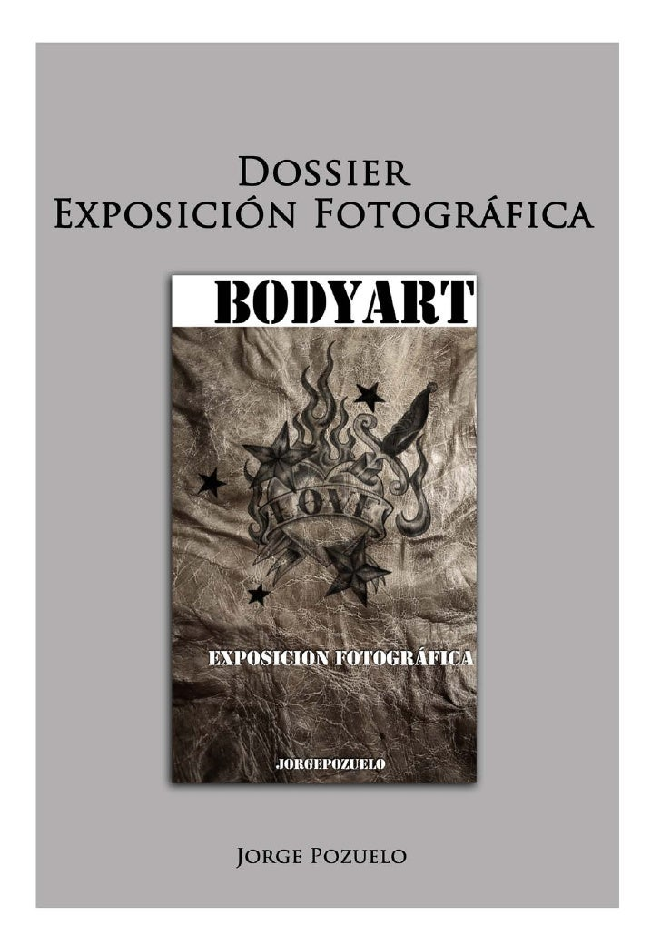 Dossier Body Art