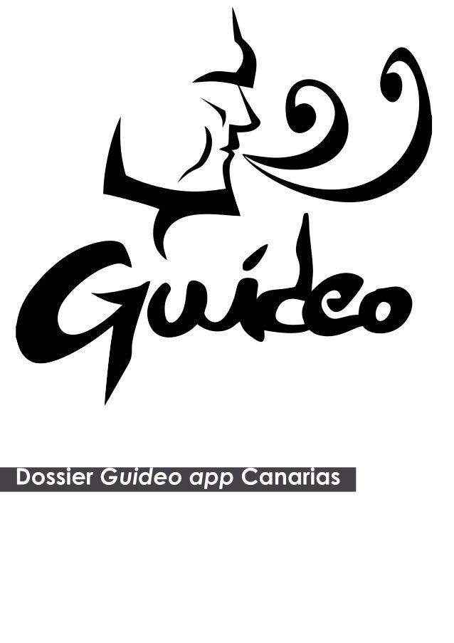 Guideo App Guideo es una aplicación móvil, que permitie al usuario llevar a cabo rutas turísticas, culturales y temáticas ...
