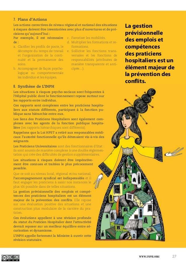 www.inph.org 27 7. Plans d'Actions Les actions correctives de niveau régional et national des situations à risques doiven...