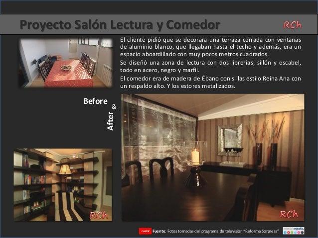 Dossier Corporativo Estudio Raquel Chamorro 2015 Español