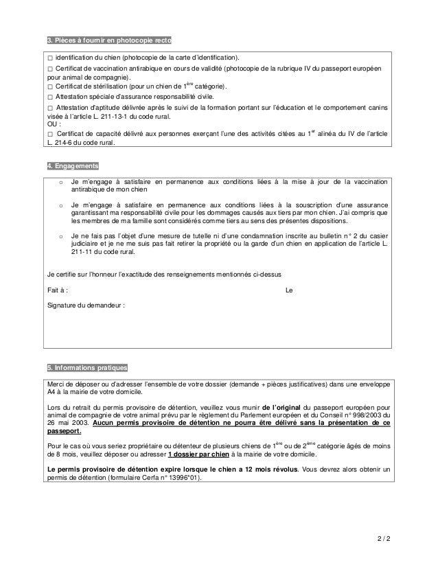 certificat provisoire carte européenne d assurance maladie Dossier de demande de délivrance d'un permis provisoire de détention …
