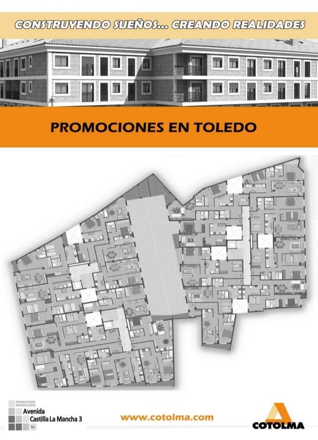 Dossier de pisos en toledo for Pisos en buenavista toledo