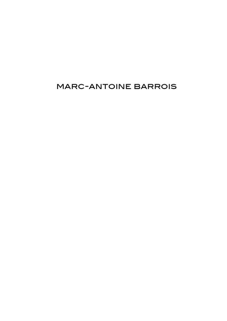 Un Couturier Français pour Hommes.En créant leur Maison Olivier Boileau Descamps et Marc-Antoine Barrois ont voulu répondr...