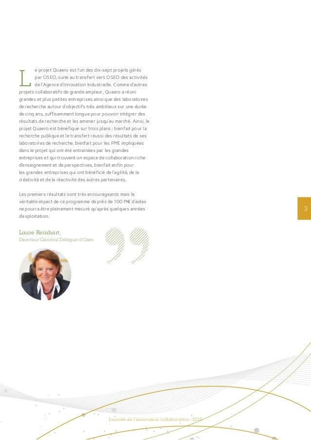 Quaero - L'innovation collaborative  Slide 3