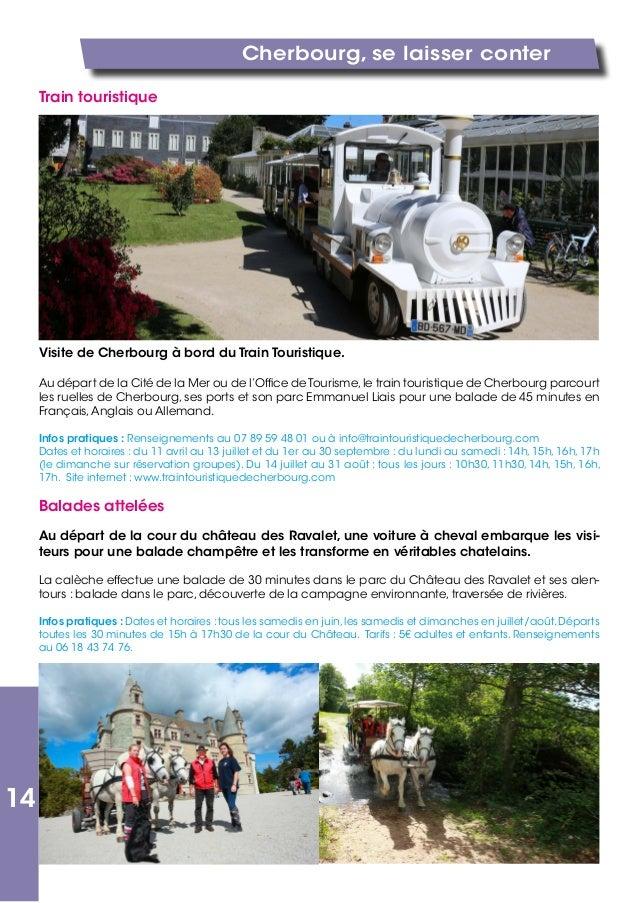 Dossier de presse 2015 cherbourg tourisme - Office du tourisme allemand ...