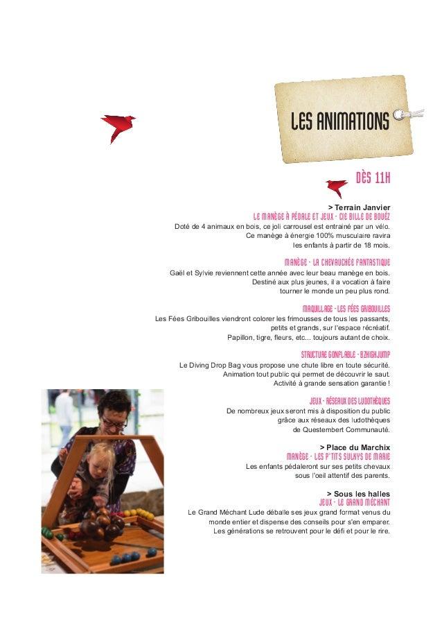 AVEC LE PUBLIC LES RÉSIDENCES: UN LEVIER D'ACTIONS DE SENSIBILISATION ET DE MÉDIATION Depuis 2011, les Festives Halles me...