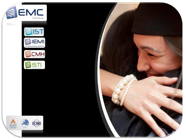 SOMMAIREPrésentation    Nos atouts    Chiffres clés    Accréditations    PartenariatsProgrammes    CMH    IEMI    IST et I...