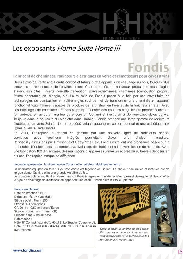 Depuis plus de trente ans, Fondis conçoit et fabrique des appareils de chauffage au bois, toujours plus innovants et respe...