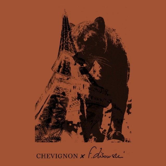 CHEVIGNONLa marque française Chevignon, référence authentique et label cultede l'aventurier urbain, s'associe cette saison...