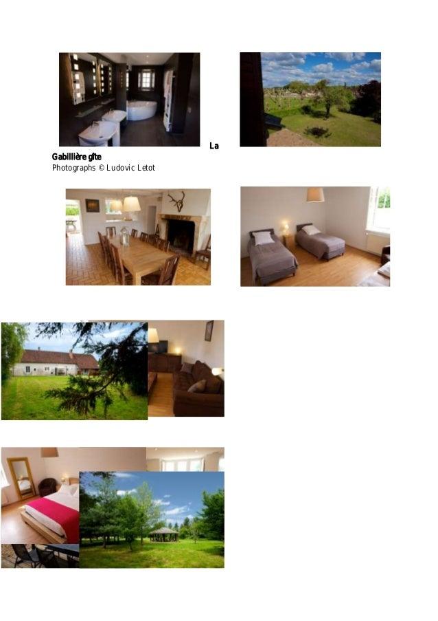 dossier de presse gites at chambord. Black Bedroom Furniture Sets. Home Design Ideas