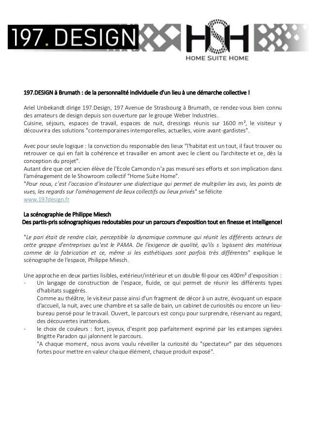 Dossier de presse tendances 2015 for Responsable de cuisine collective