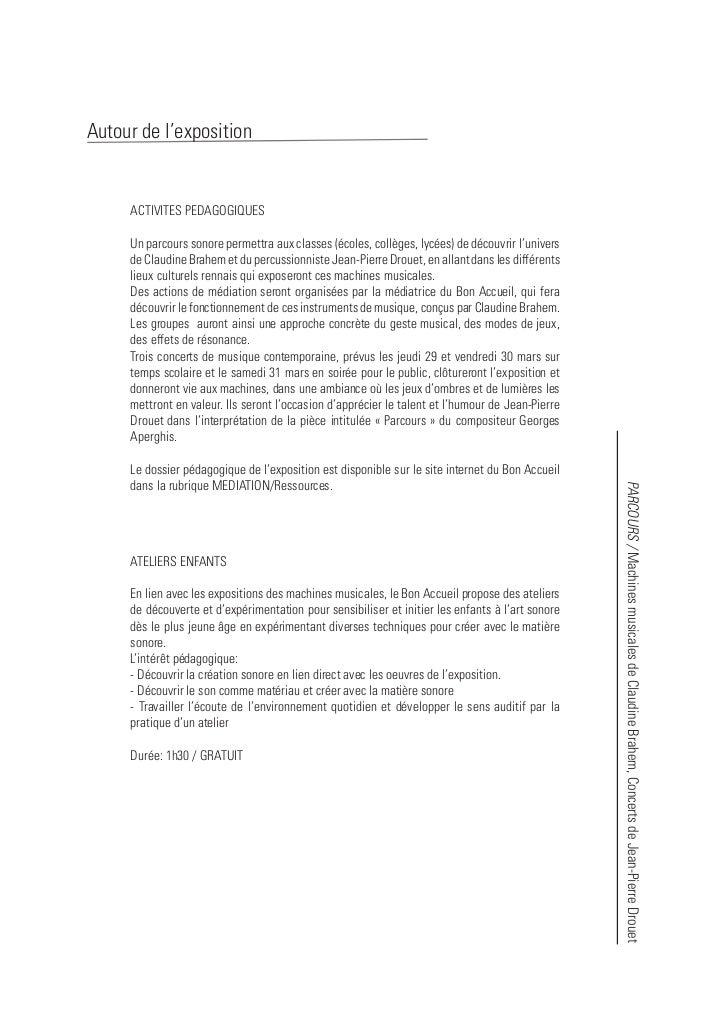 Galerie EC'ARTSIUFM de Bretagne, site de formation de Rennes153, rue de Saint-Malo 35043 RennesRenseignements : 09 99 54 8...