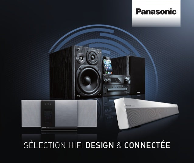 1Sélection Hifi Design & Connectée Sélection Hifi Design & Connectée