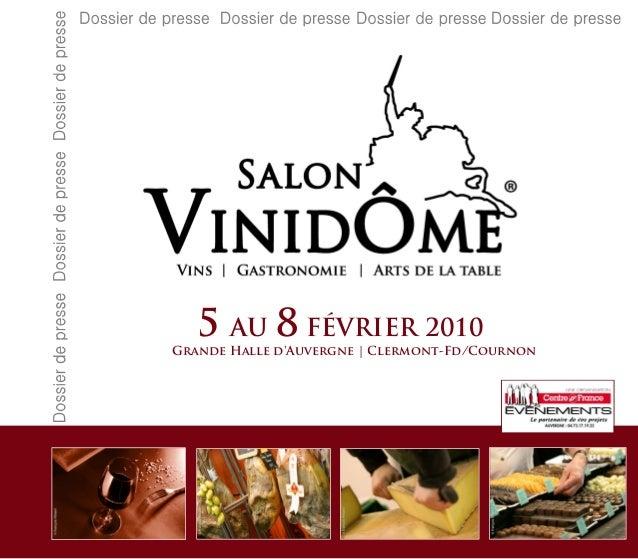 5 AU 8 FÉVRIER 2010  Grande Halle d'Auvergne | Clermont-Fd/Cournon