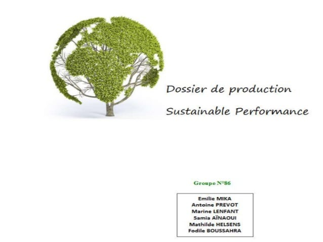 Dossier de production - Team 86.ppt