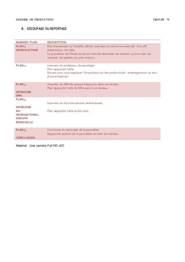 Dossier de production   groupe 78  Slide 3