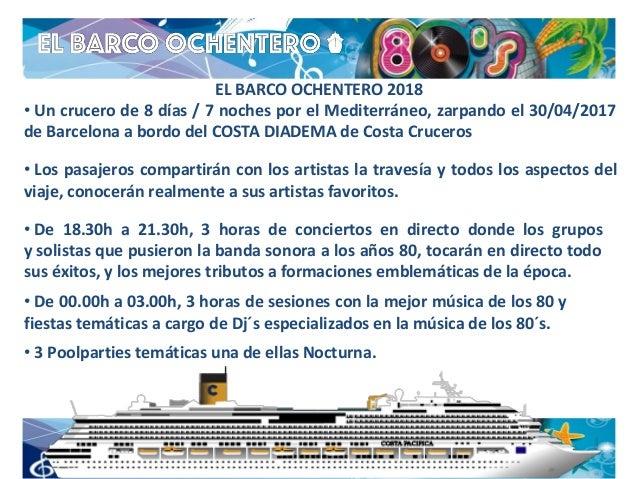 El Barco Costa Diadema