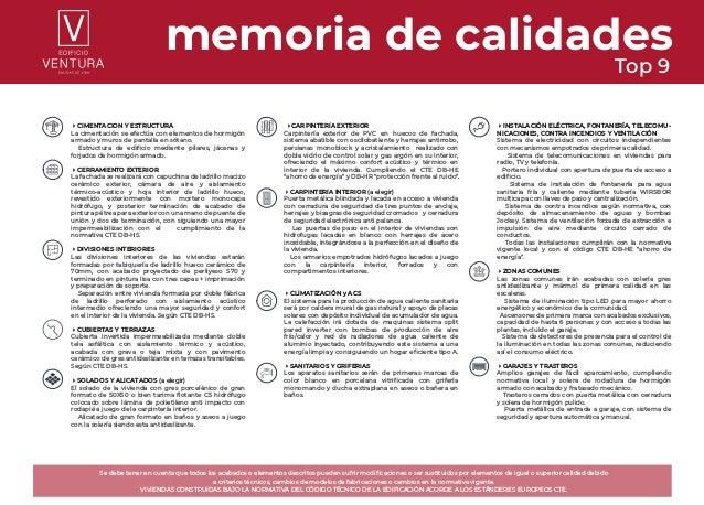 PISOS Y ÁTICOS A LA VENTA www.caorza.com/edificioventura 952 87 49 52 PROMUEVE