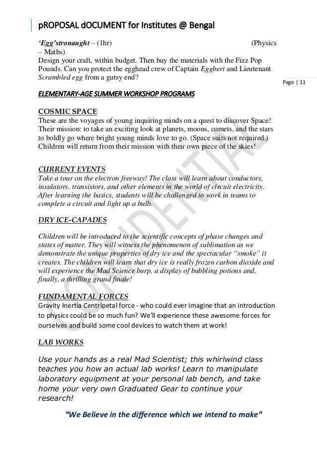 Dossier Generalschool Programs