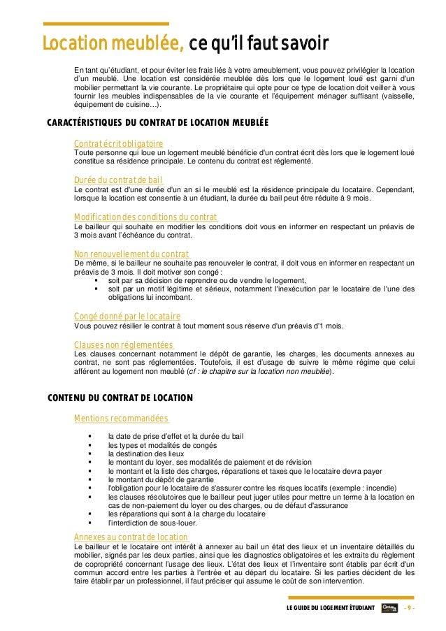 Le Guide Du Logement Etudiant Par Century   Edition