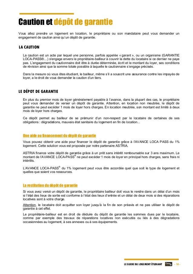 Le Guide Du Logement Etudiant Par Century 21 - Edition 2014-2015