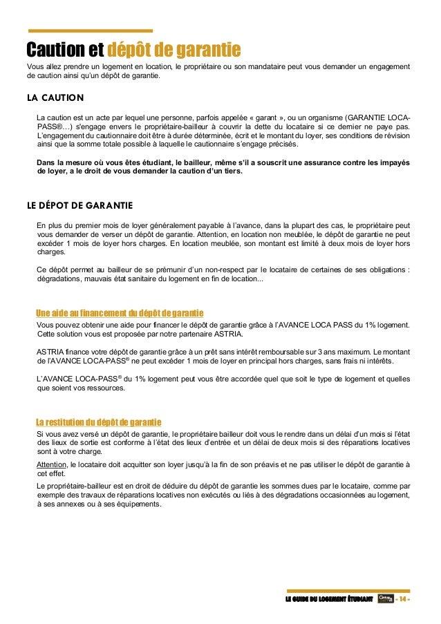 Dossier Logement Etudiant 2015_Dv