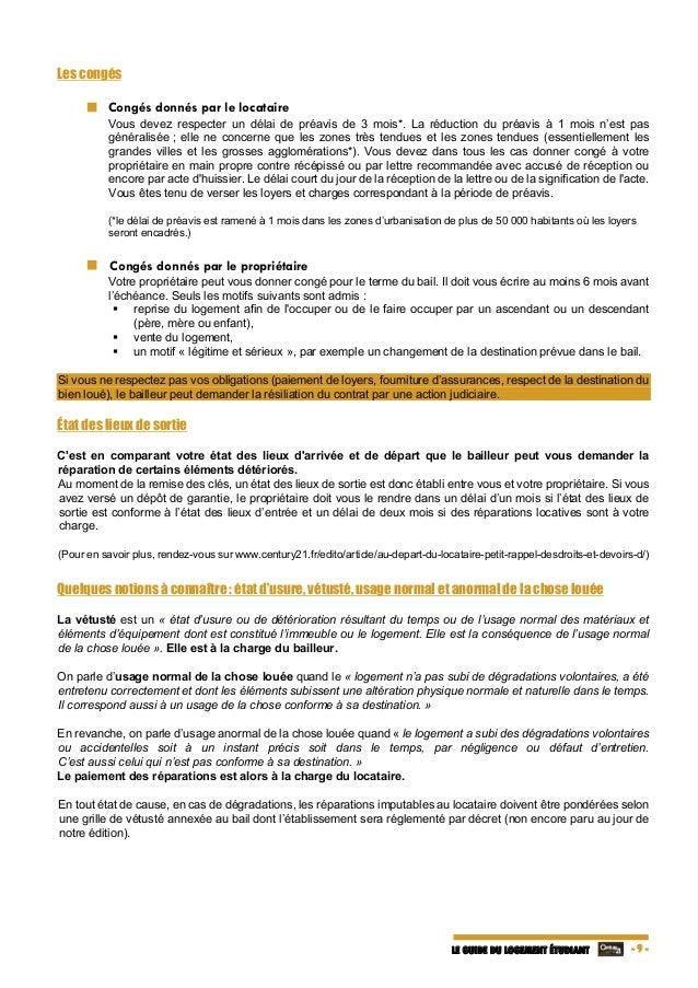 Dossier Logement Etudiant 2015 Dv Contrat De Location Meuble Etudiant