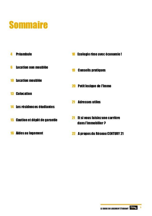 Le Guide Du Logement tudiant