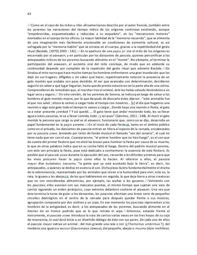 Dossier noticias y documentos sobre el pueblo yoreme de sonora y sinaloa