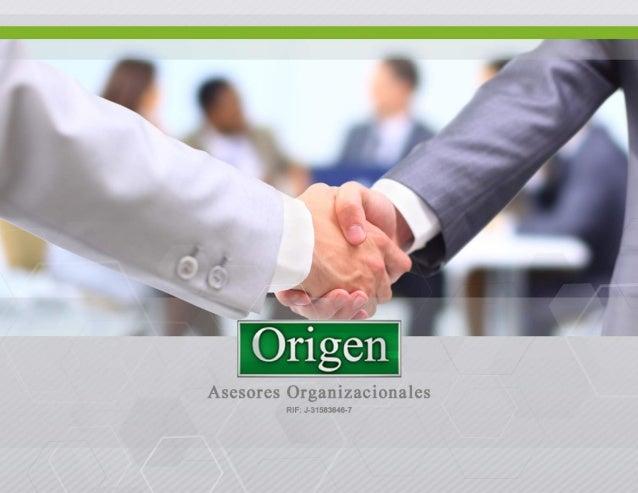Dossier Origen Asesores