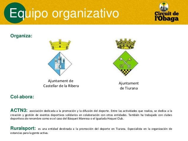 Circuito La Ribera : Dossier de patrocinio circuito l obaga