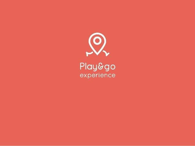 Play&go experience es una herramienta que ofrece una mejora de la experiencia del visitante a través de la tecnología, aum...