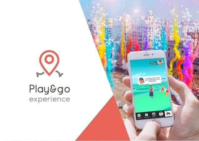 ¿Por qué Play&go experience?