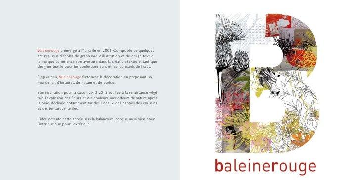 baleinerouge a émergé à Marseille en 2001. Composée de quelquesartistes issus d'écoles de graphisme, d'illustration et de ...