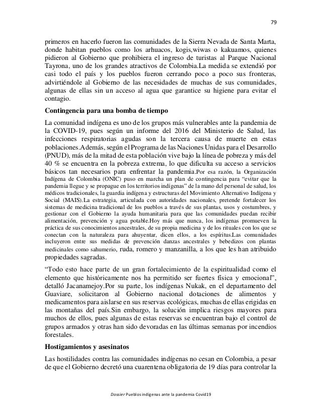 Dossier pueblos indigenas y pandemia covid19.docx