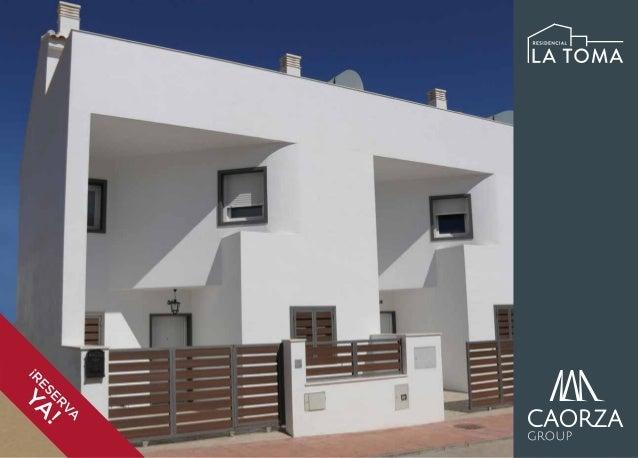 • Viviendas unifamiliares adosadas y pareadas. • 3 y 4 dormitorios. • Patio propio. • Terraza privada. Promoción de vivien...