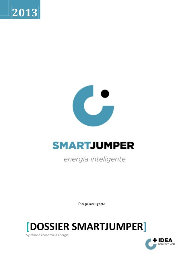 gmail        2013                                          Énergie intelligente          [DOSSIER SMARTJUMPER]          Sy...