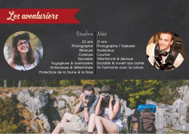 8 Les aventuriers Nos passions 8