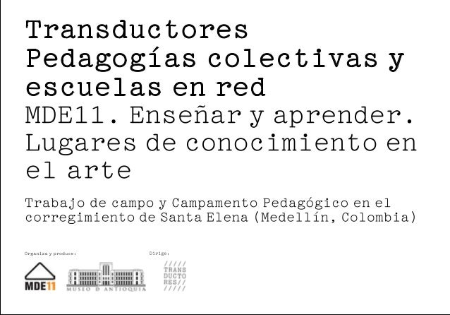 Dossier Transductores MDE11
