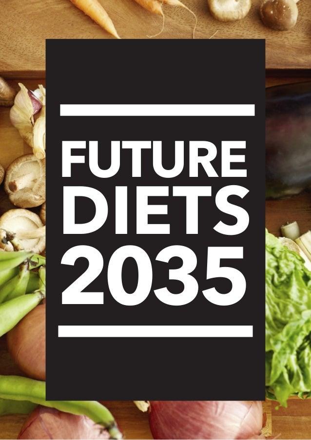 Future of Diet