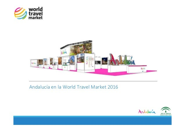 Andalucía en la World Travel Market 2016