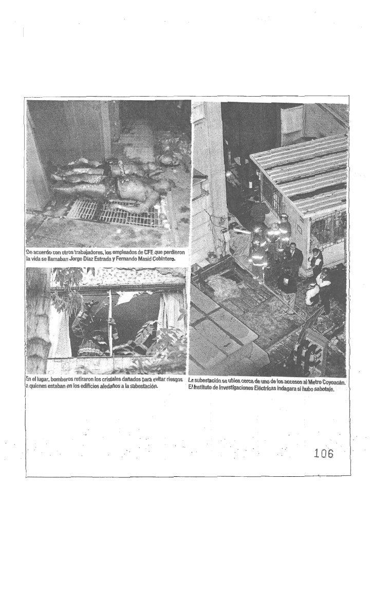 Dos trabajadores de cfe mueren por la explosión de una subestación en la del valle