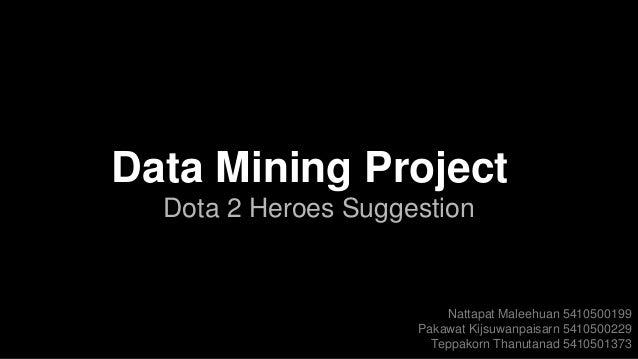 dota 2 hero suggestion