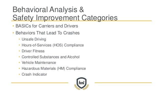 DOT Compliance Presentation 2017