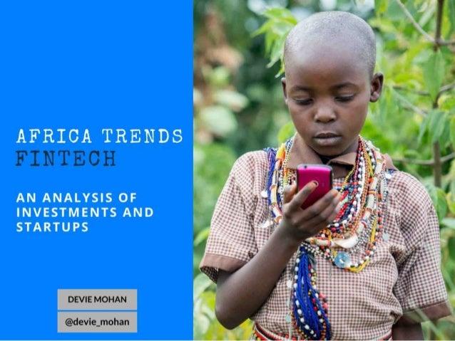 Data Models Emerging in Africa
