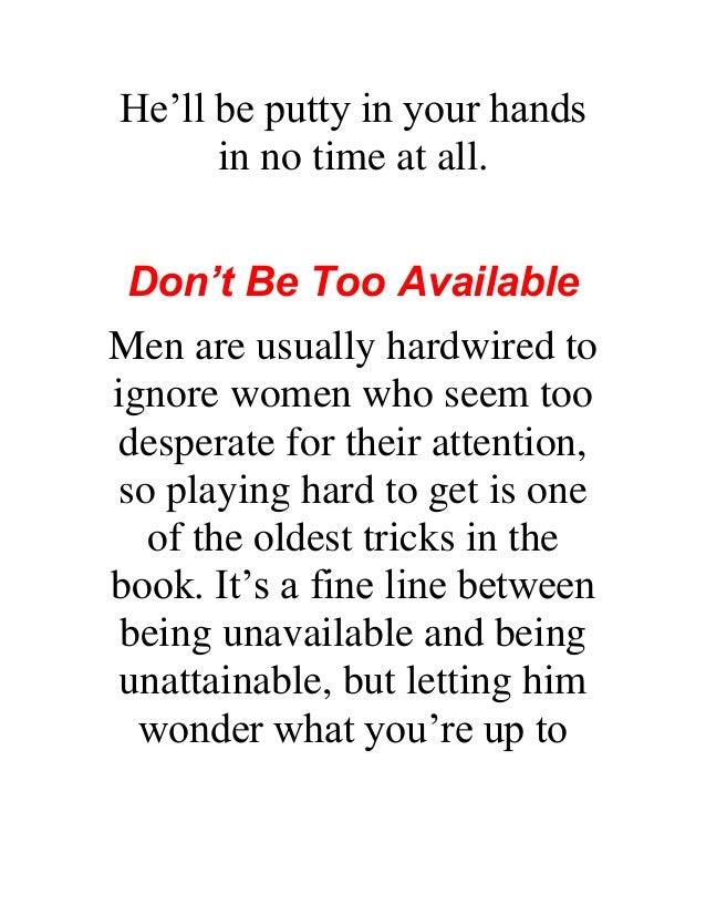 Desperate attention women for 8 Alarming