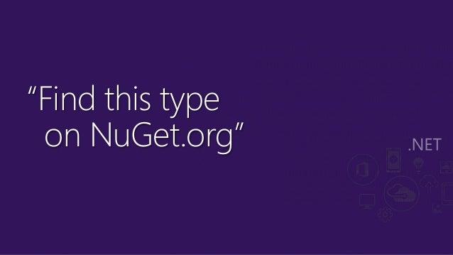 .NET Conf 2019 - Indexing and searching NuGet.org with Azure Functions and Search Slide 3
