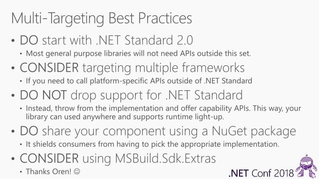 TYPE FORWARDING This happens when you build a .NET Standard-based Library