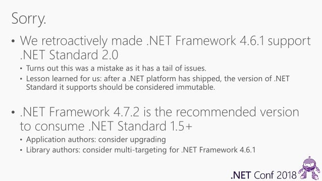 TYPE FORWARDING This happens when you build a .NET Standard-based library with platform-specific extensions TYPE FORWARDING